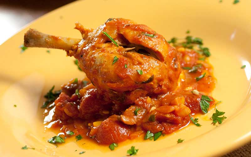 Chicken All' Arabbiata - Mario's Meat Market Weekly Recipe