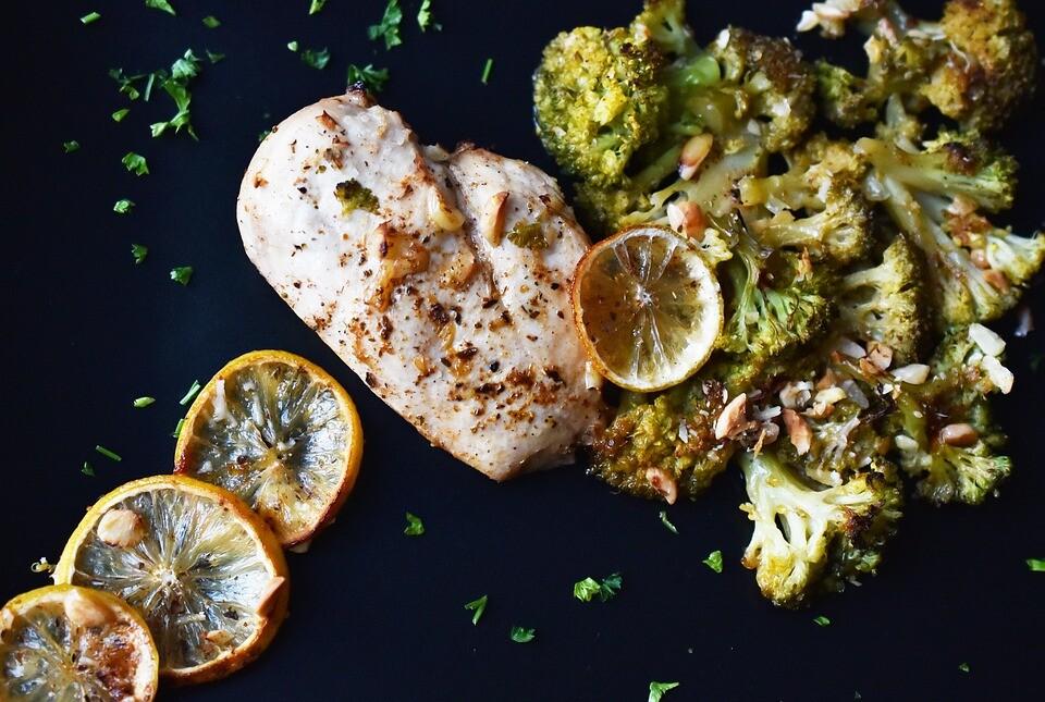 Marios-Italian-Deli-Baked-Chicken-Broccoli-Skillet