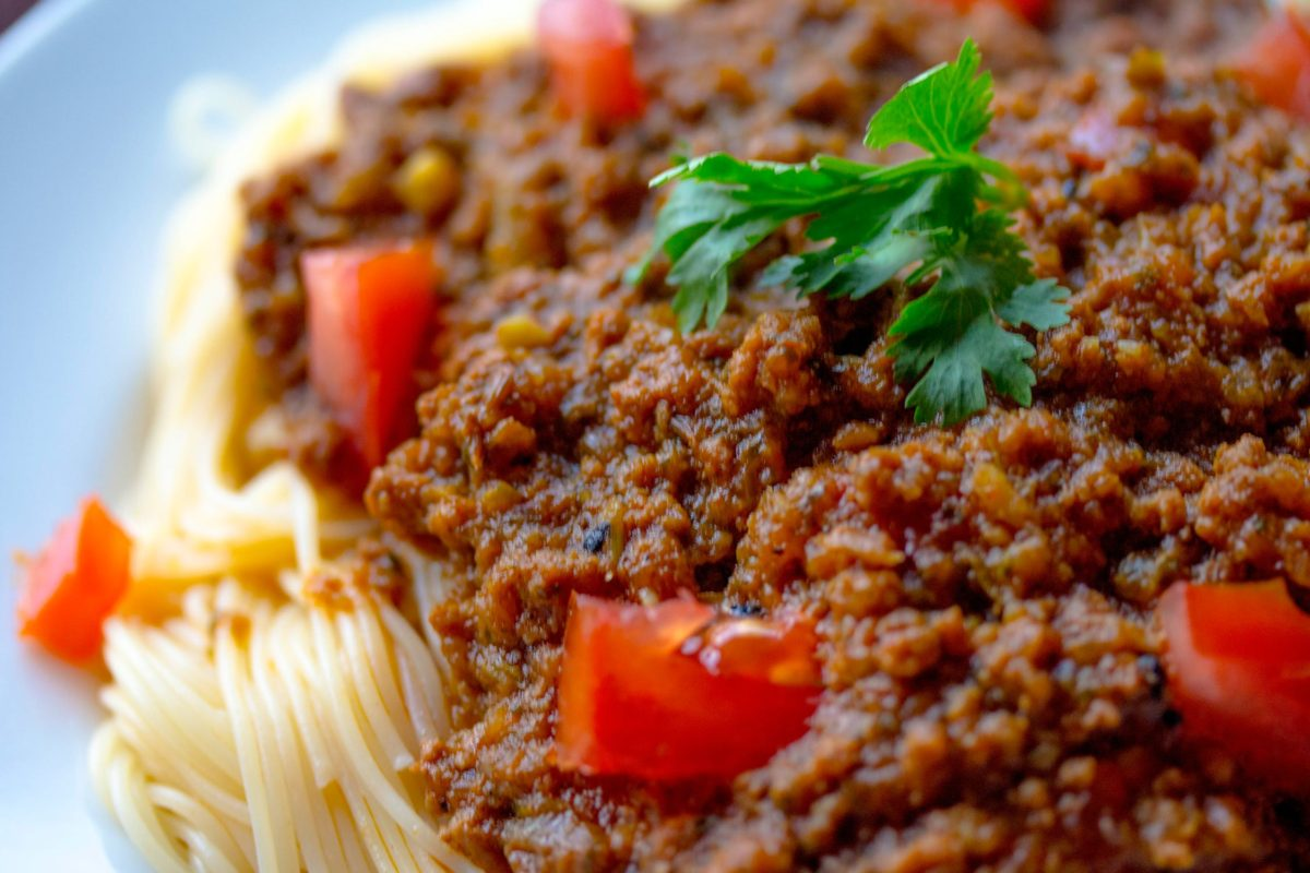 Marios Italian Deli Homemade Meat Sauce