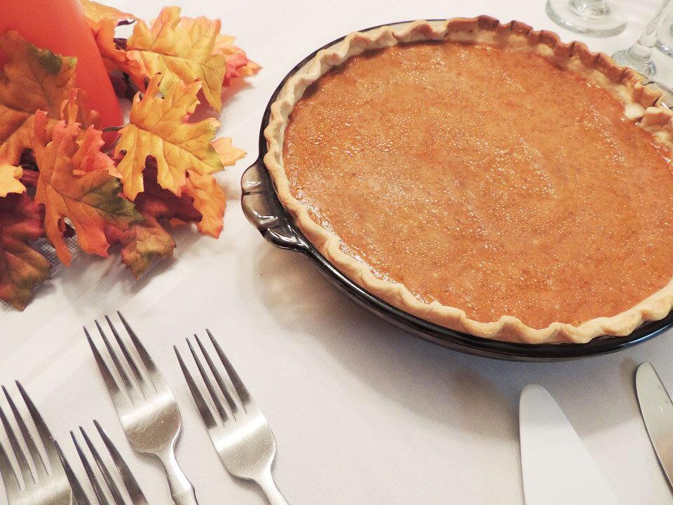 Marios-Italian-Deli- Easy to Make Pumpkin Pie