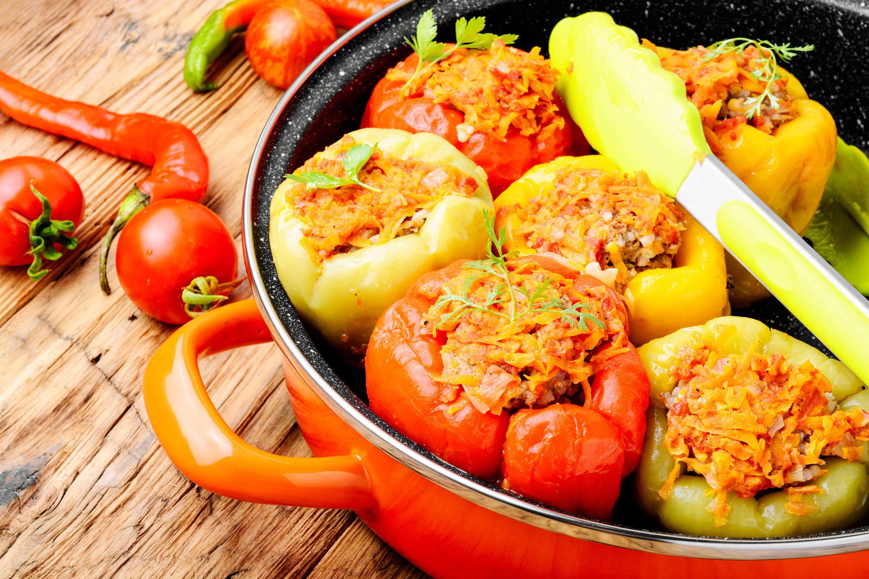 Marios-Italian-Deli Classic Stuffed Peppers
