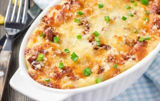 Marios Italian Deli | Bacon Cheddar Macaroni & Cheese