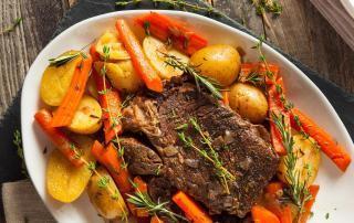 Image of Marios Meat market & Deli   Recipe of Savory Pot Roast