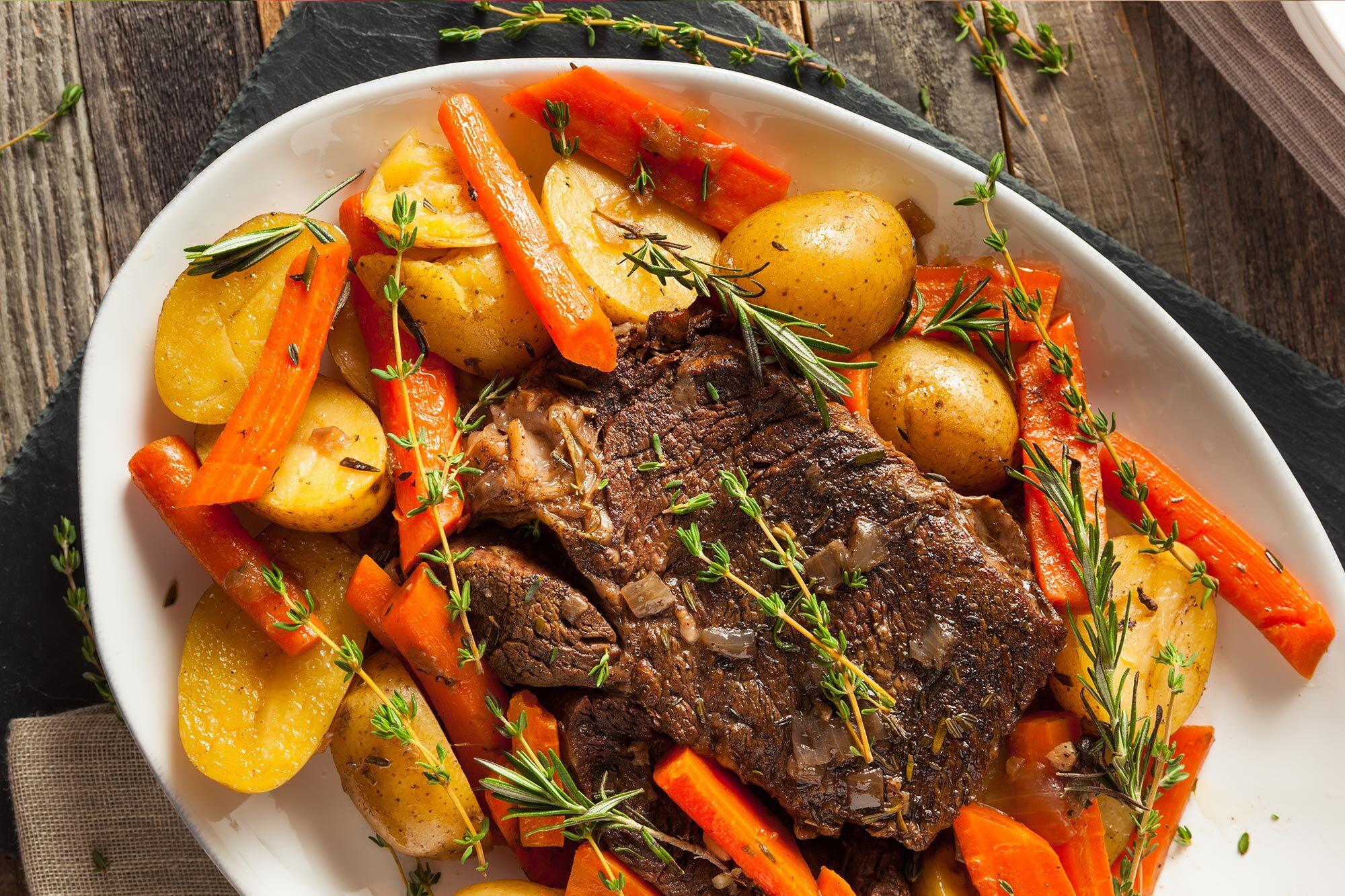 Image of Marios Meat market & Deli | Recipe of Savory Pot Roast
