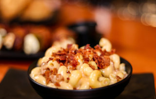 Image of Marios Meat Market & Deli | Recipe of Candied Bacon Mac and Cheese