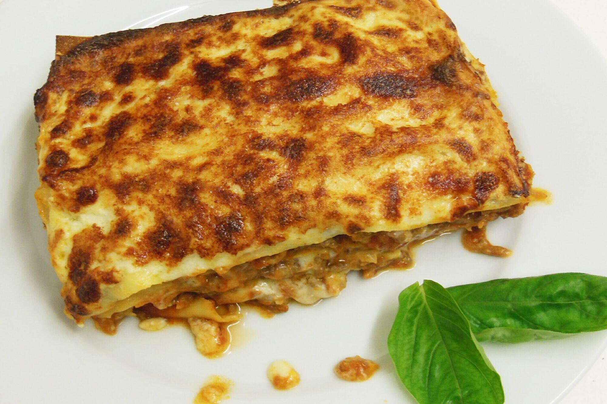 Image of Marios Meat Market & Deli | Recipe of Easy Classic Lasagna