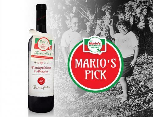 Bosco Italian Wine – Montepulciano