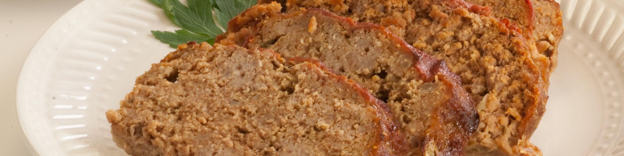 Italian Meatloaf Recipe