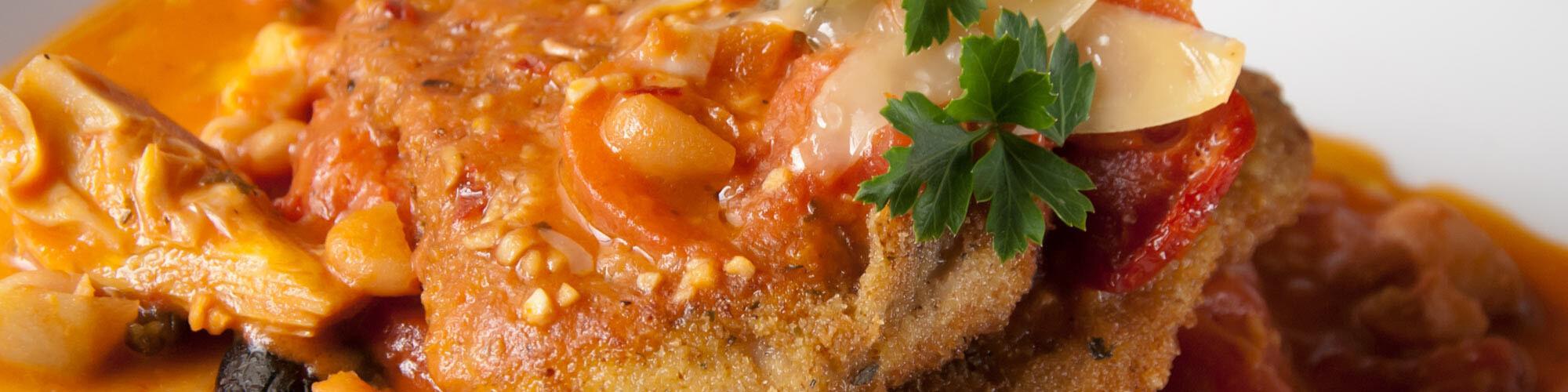 Sicilian Pork Milanese Recipe
